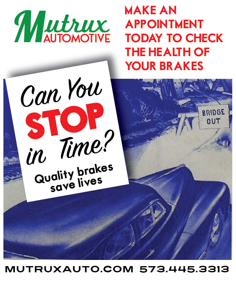 Schedule a Brake Check Up!